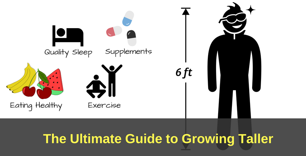 Ultimate Guide on How to Grow Taller | Learn How to Grow
